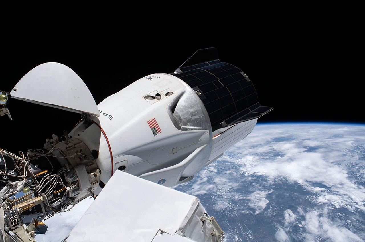 seo建站_SpaceX Crew-1 龙飞船即将返回地球,4 名宇航员准备停当插图1