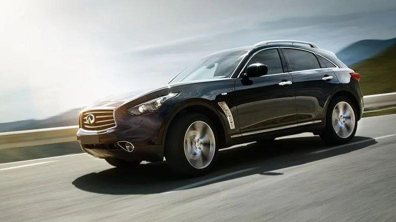 日产(中国)投资有限公司再次召回部分进口英菲尼迪FX35和FX45汽车