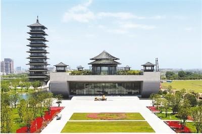 扬州中国大运河博物馆将于6月16日开馆