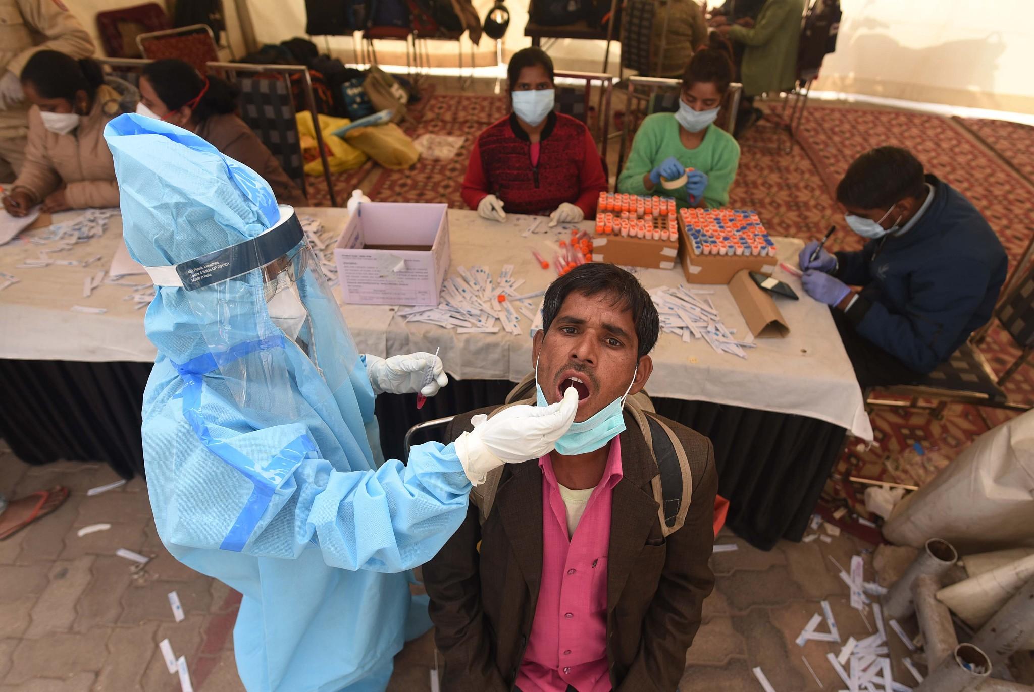 usdt钱包(caibao.it):印度新增新冠肺炎确诊病例18732例 累计确诊超1018万例 第1张