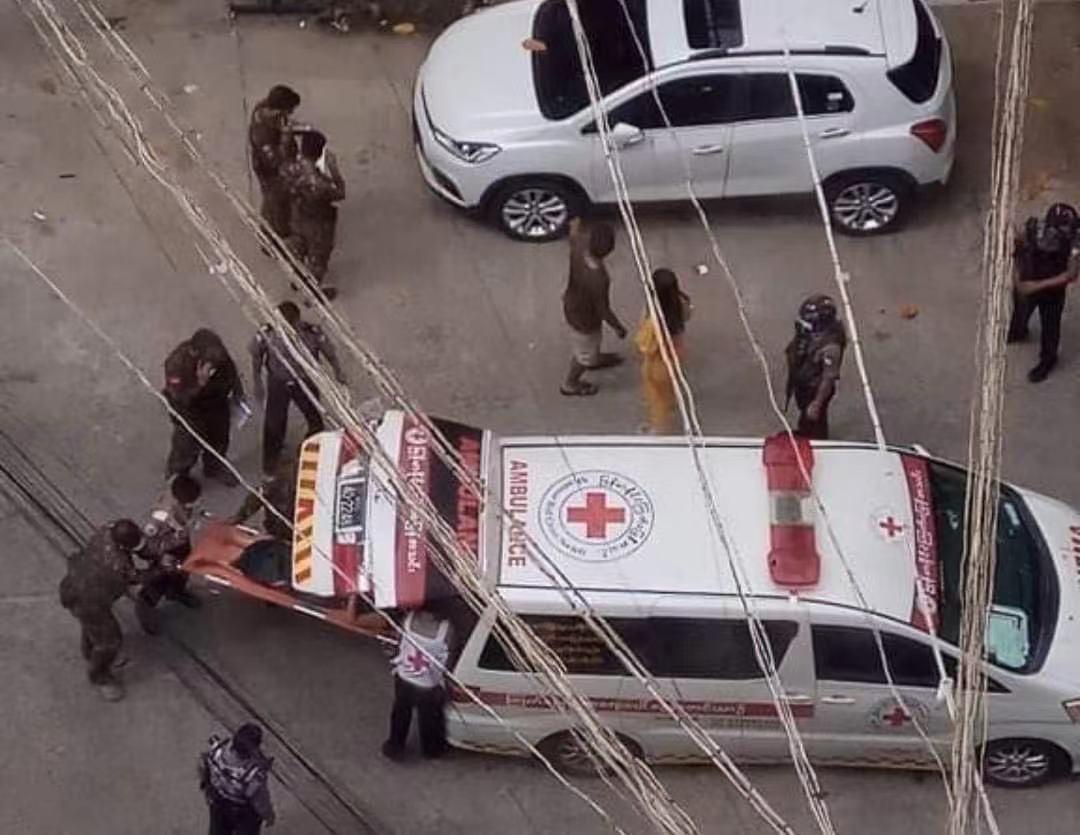 黔南法治网缅甸仰光达梅镇区一片区管理员遭枪击身亡