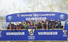 法超杯:巴黎圣日耳曼夺冠