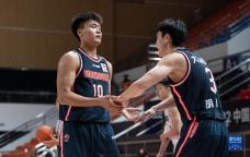 CBA第一阶段:广东东莞大益队103-90胜青岛每日优鲜队