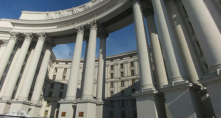 乌克兰外交部:俄罗斯拒绝就在俄乌边境大幅增兵作出解释