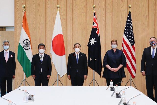 """印学者:疫情期间美国开""""空头支票"""",印度该想想需要哪种伙伴了"""