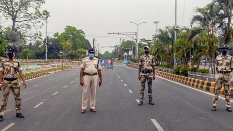 印度奥里萨邦宣布实施为期两周的全面封锁插图