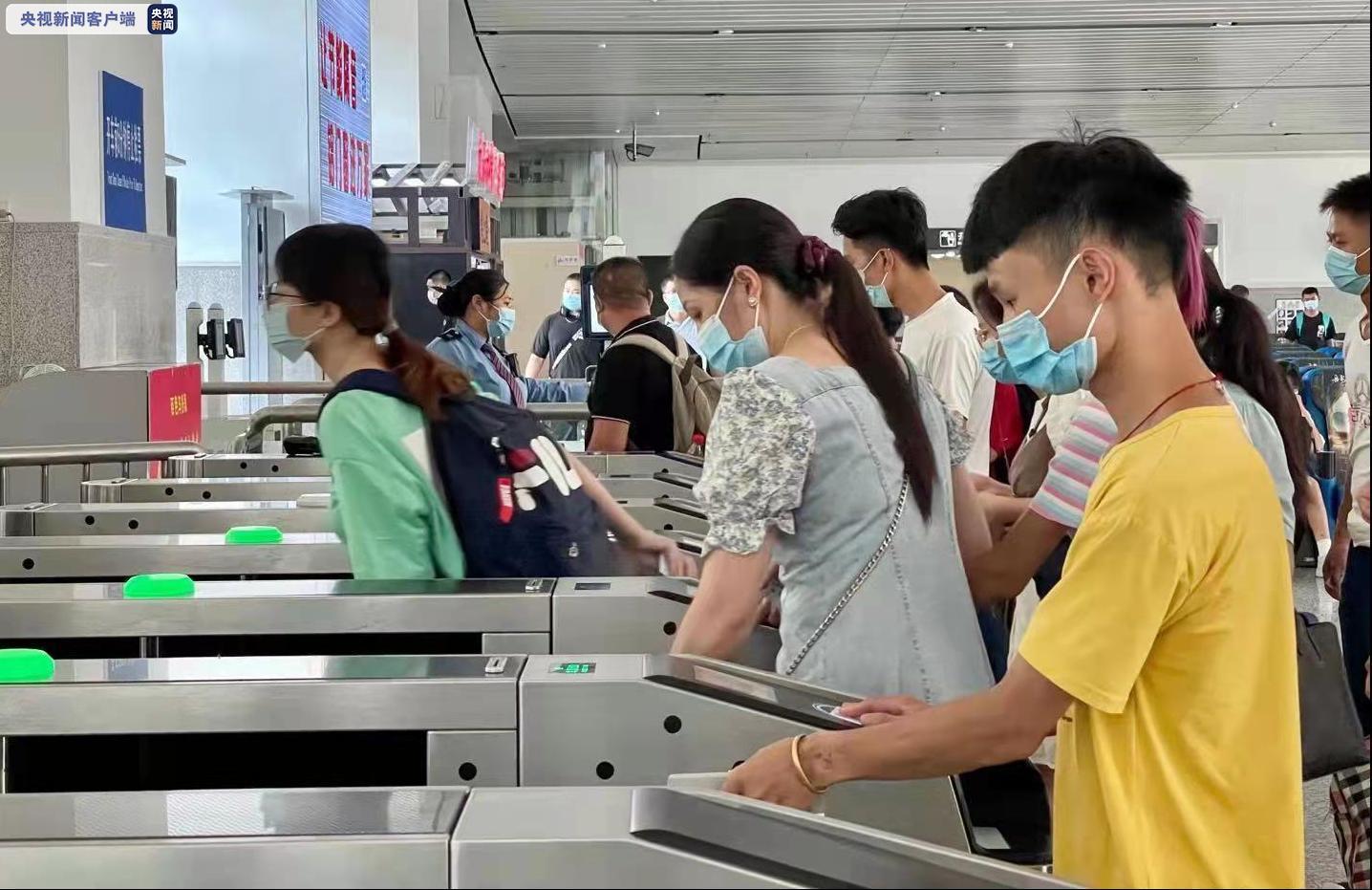 中铁南宁局将调整29趟客货列车 国庆假期加开或重联257趟旅客列车