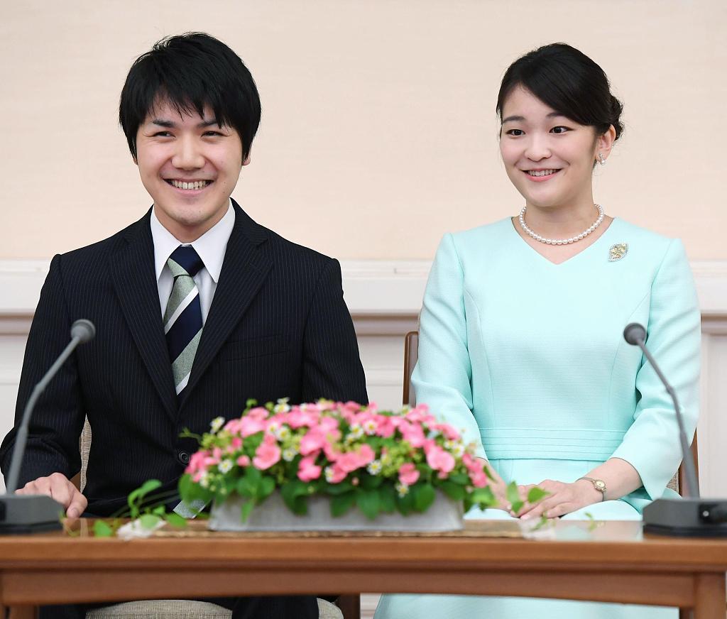 日本真子公主今日结婚 将脱