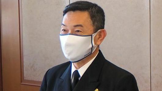 《【杏鑫平台登录入口】日本海上自卫队两名高官确诊新冠肺炎》
