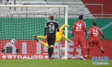 德国杯:拜仁不敌荷尔斯泰因基尔
