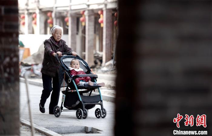 福建永春:百年古街原貌重现