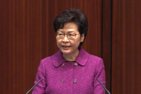《【欧亿平台官网】林郑月娥:完善香港选举制度修订草案将于4月14日交立法会首读》