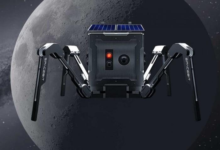 英国公司Spacebit计划2021年将月球车送上月球插图