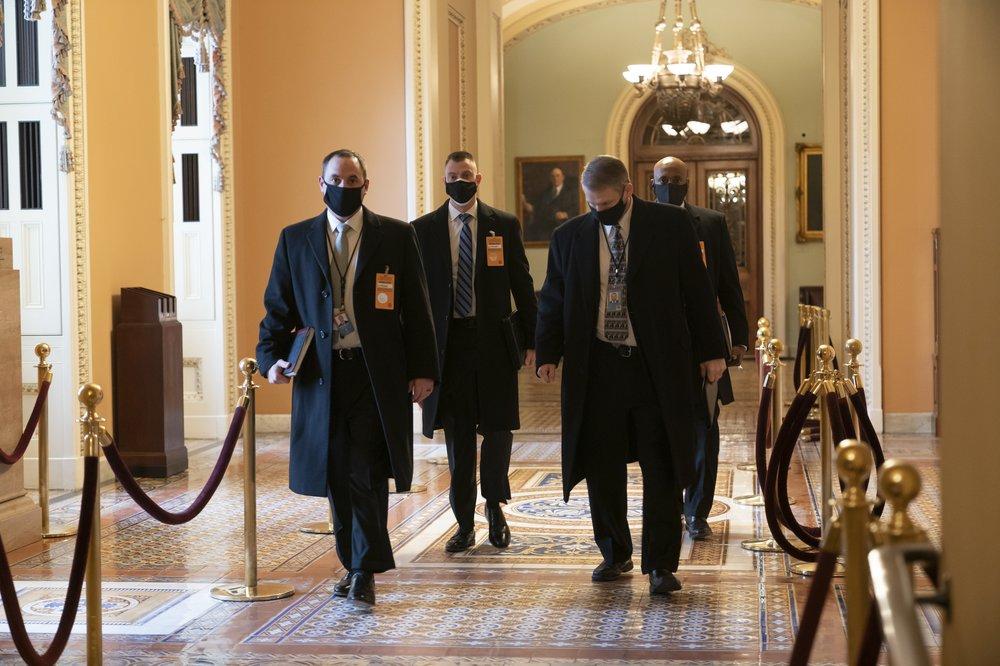 在拜登就职典礼期间, 国会大厦不会向公众