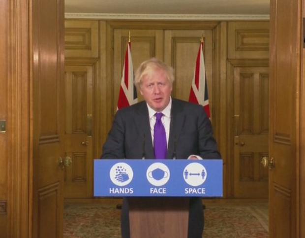 usdt回收(www.caibao.it):英国首相约翰逊作废接见印度 第1张