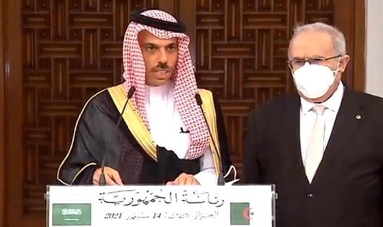 《【杏鑫娱乐客户端登录】沙特外长承诺将继续就地区和国际问题与阿尔及利亚磋商》