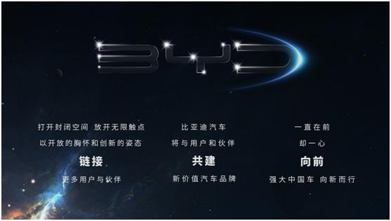 usdt无需实名交易(caibao.it):A new beginning,比亚迪汽车公布品牌全新标识 第3张