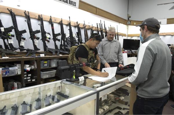 美媒:美国过去7天发生7次大规模枪击事件