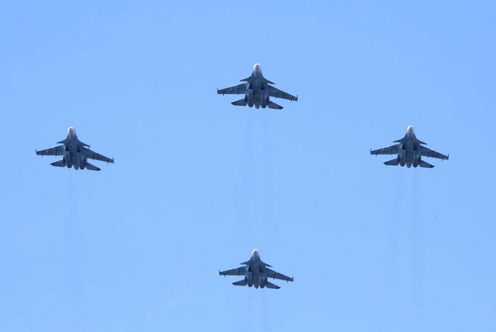 俄罗斯海军节阅兵将至 海军举行阅兵彩排插图(7)