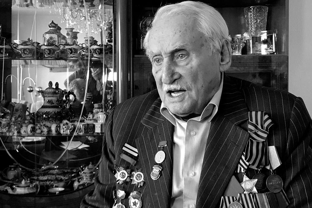 鸡西法制最后一位解放奥斯维辛集中营的幸存士兵去世,享年98岁