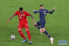 欧冠:巴黎圣日耳曼晋级半决赛