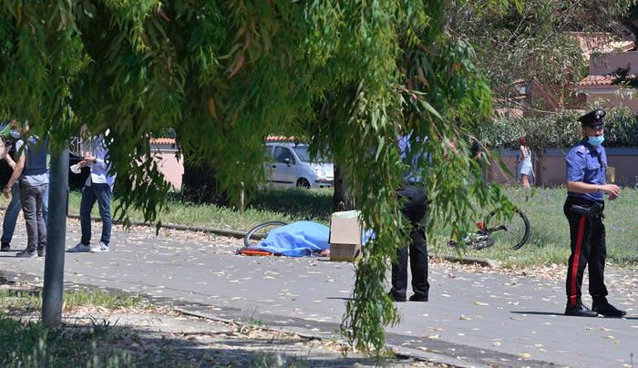 《【杏鑫娱乐线路检测登录】意大利罗马附近城镇发生枪击事件 一男子当街射杀3人后自尽》