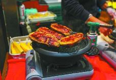 烤红薯,日本冬天的风物诗