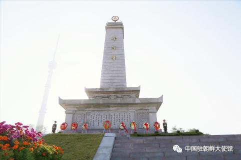中国人民志愿军抗美援朝出国