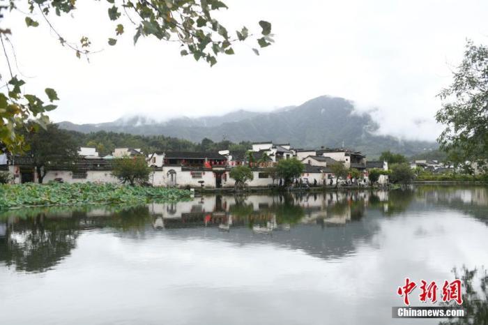 """""""千年古县""""安徽黟县正式入列中国国家历史文化名城"""