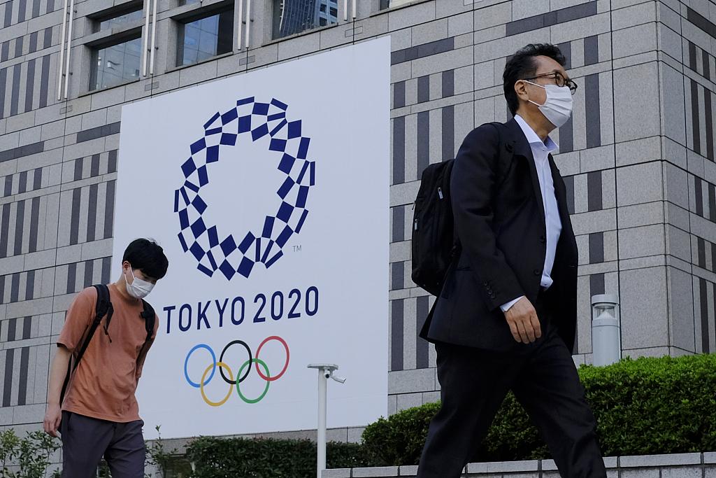 四名负责维护奥运场馆治安的日本警察确诊新冠 ,同队还有其他发烧的人员