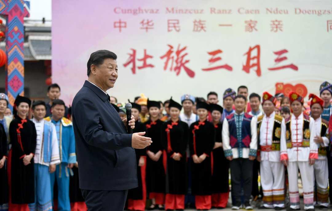 """淘宝外链_一见·中国共产党语言算数, 总书记的""""路""""是最好见证插图"""