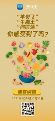 """肉蛋菜为何涨价?春节供给有保障吗?——聚焦百姓关心的""""菜篮子"""""""