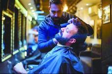 理发店,埃及人的社交沙龙