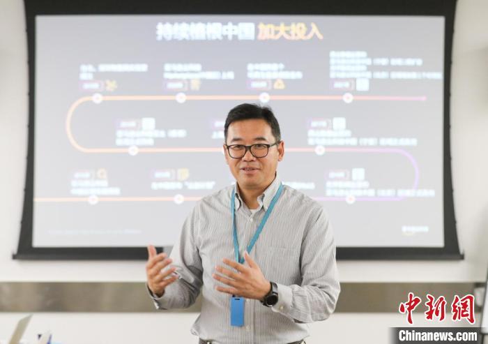 服貿會首設數字專區 助力數字經濟新發展