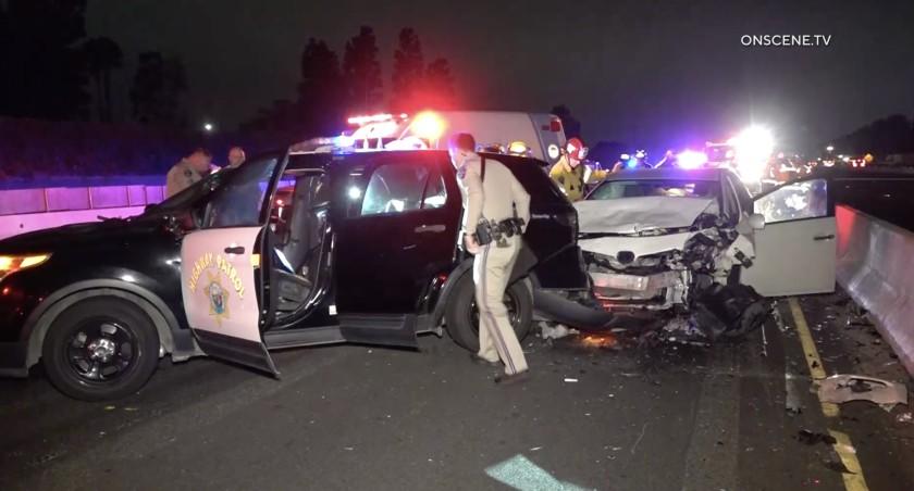电银付官网(dianyinzhifu.com):美国加州跨年夜13人死于交通事故 244人因酒驾毒驾被捕 第1张