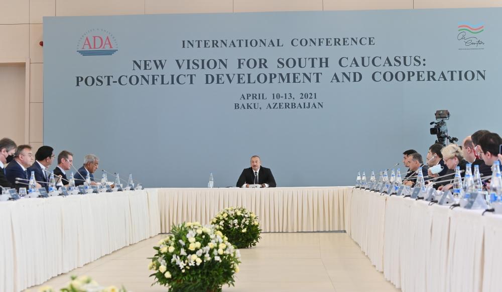 阿塞拜疆总统:阿塞拜疆在与亚美尼亚接壤的边境地区无军事计划
