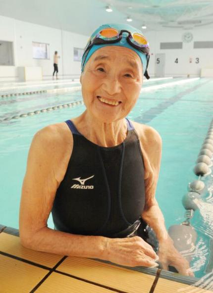 《【杏鑫app登录】日本106岁游泳运动员去世:百岁后破18项世界纪录 本月仍在游》