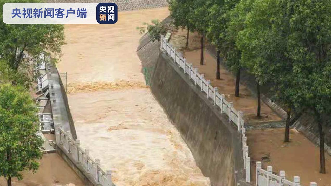 郑州常庄水库水位持续回落 超汛限水位26厘米