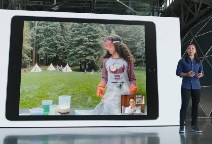 苹果发布第九代入门级iPad:配备A13仿生芯片 大幅升级摄像头