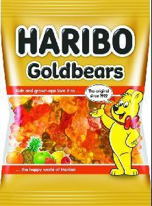 小熊软糖,寄托对幸福生活的向往