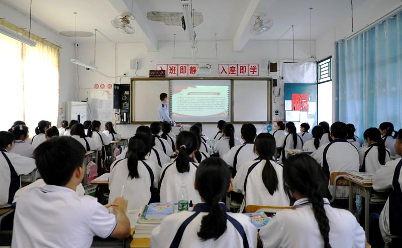 国家安全教育日 法制宣传进行时