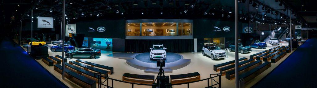 """強大陣容演繹""""新現代豪華主義"""" 捷豹和路虎品牌于2021成都國際車展推出多款重磅車型"""