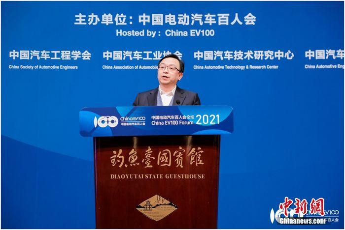 王传福:引领创新链发展  提升产业链价值