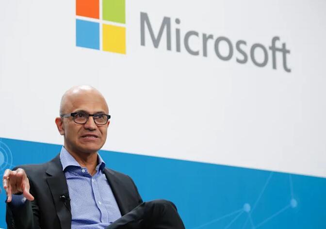 微软的董事长_纳德拉将同时担任微软董事长;博世集团CEO将于年底离职 高管变动...