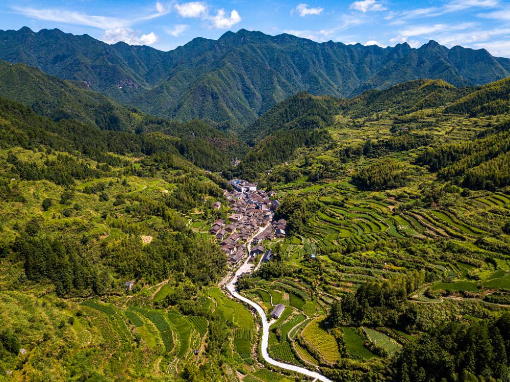浙江丽水:隐藏在松阳县山野之间的人文景观