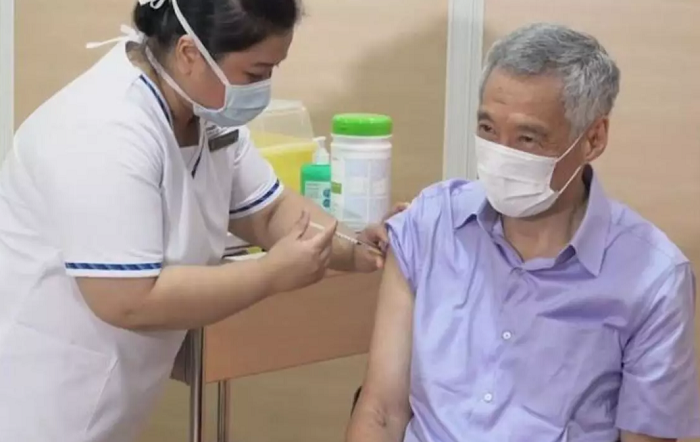 《【杏鑫平台登录地址】新加坡将面向年长者全面接种疫苗》