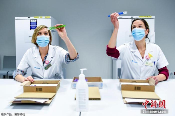 比利时女性感染双重变种毒株后死亡 专家忧引发新疫情