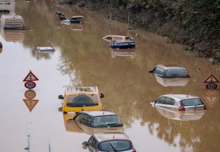 歐洲洪災已致至少183人死亡 德國死亡人數升至156人