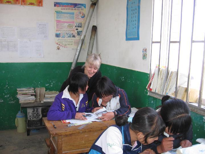 外国人看中国 加倍活跃、自信,山区孩子的转变让我心里温暖——一位美籍外教眼中的西部教育之变 第7张