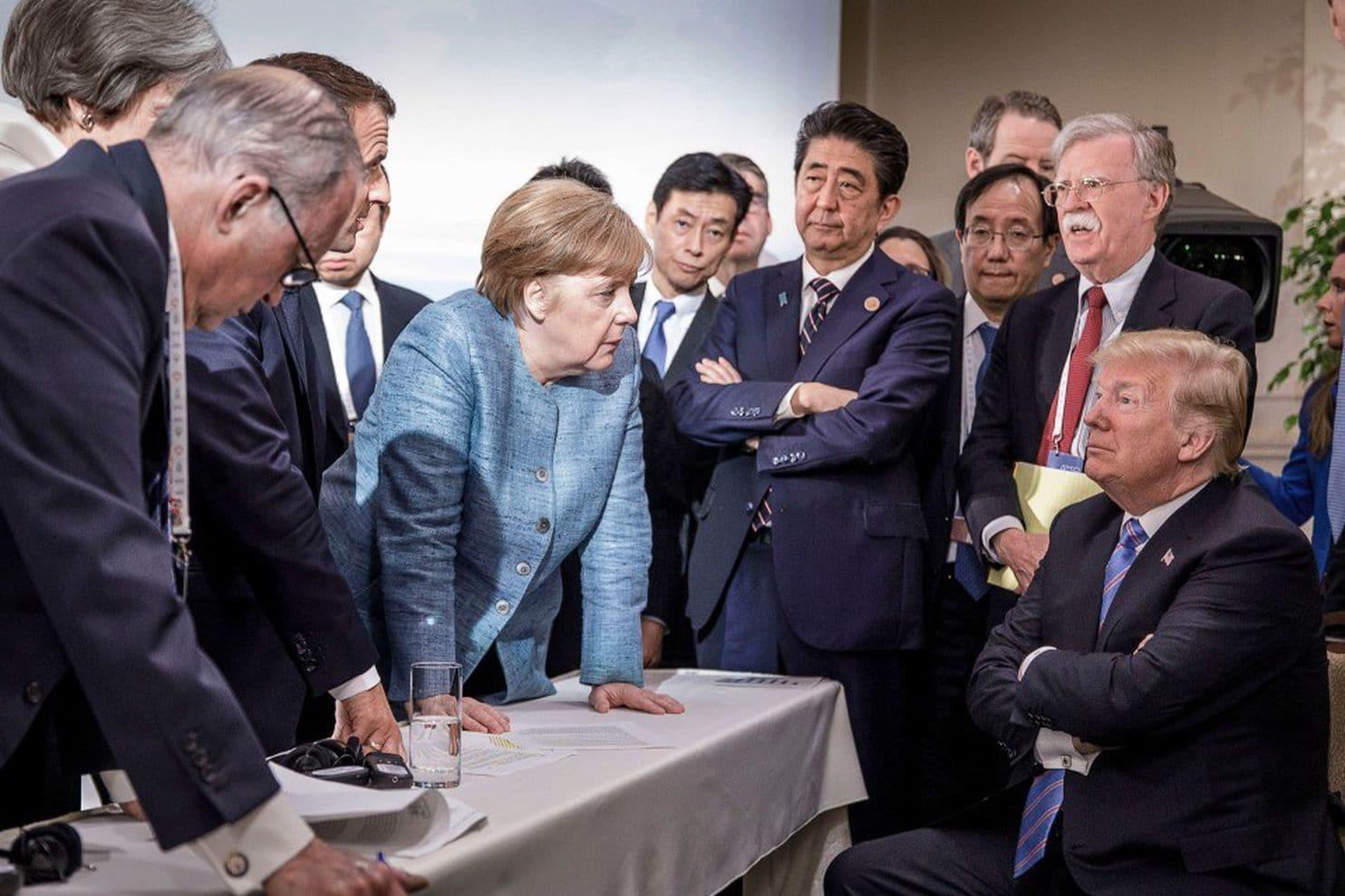 """""""我可以保证,我的离职一定会非常乏味""""——这个塑造欧洲的女人即将开启谢幕(多图)插图"""